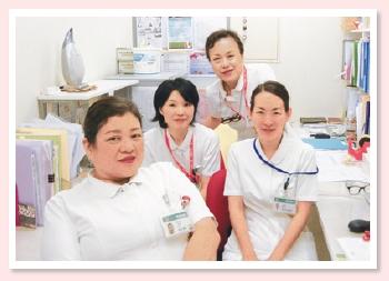 入退院支援室、TQMメンバー