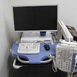 西陣病院、日本光電 Neuro Pack X1 画像