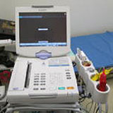 西陣病院、フクダ電子 VaSera VS-3000TN 画像