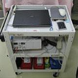 西陣病院、PERIMED PeriFluy System5000 画像