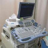 西陣病院、GE Vivid7 画像