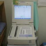 西陣病院、フクダ電子FCP-7541 フクダ電子 FCP-7431 画像