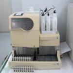 西陣病院、HbA1C測定器