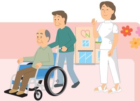 退院支援看護師