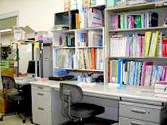 西陣病院、DI室1HP