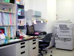 西陣病院、DI室3HP