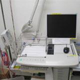 西陣病院、日本光電 Neurofax 画像