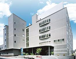 西陣病院、本館