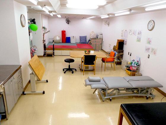 西陣病院、▲リハビリテーション室2