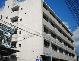 西陣病院、西館