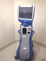西陣病院、ダイレーザ光凝固装置
